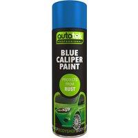 Aerosol Caliper Paint - Blue - 500ml ATOOOBC500 AUTOTEK