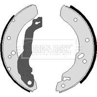 Brake Shoe Set Kit BBS6015 by Borg & Beck