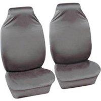Car Seat Covers Defender - Front Pair - Grey SAKURA DFFP1