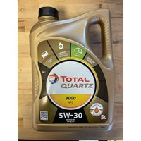 Total Quartz Car Engine Motor Oil 9000 Future NFC Economy 5W30 - 5L Ford Volvo