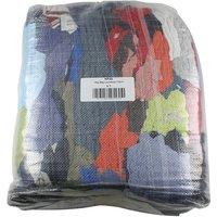 Bale Laundered Coloured Polishing Cloths - 10kg KP20 KENT
