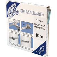 11mm Multiband Banding M/S - 10 Metre Dispenser MB1701 JUBILEE