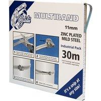 11mm Multiband Banding M/S - 30 Metre Dispenser MB1702 JUBILEE