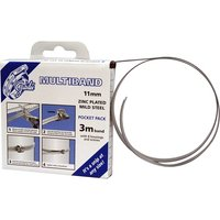 11mm Multiband Pocket Pack - Mild Steel MB1707 JUBILEE