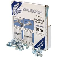 11mm Multiband Banding Handy Pack M/S - 10 Metre MB1708 JUBILEE