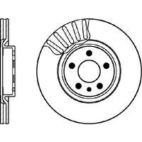 Mintex MDC1003 Pair Of Vented front Brake Disc