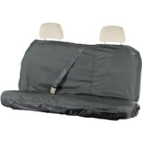 Car Seat Cover Multi Fit - Rear - Black TOWN & COUNTRY MFRBLK