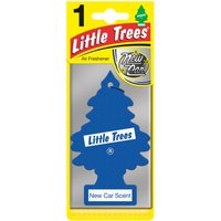 New Car Scent - 2D Air Freshener LITTLE TREES MTO0002