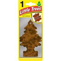 Leather - 2D Air Freshener LITTLE TREES MTO0016
