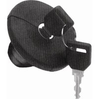 Fuel Cap - Locking - Ford- HIGH TECH PARTS- PLC6233