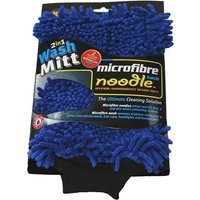2 In 1 Microfibre Noodle Wash Mitt Q2429 KENT