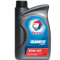 Total Quartz Synthetic Car Engine Motor Oil 7000 Performance 10W40 - 1L Fiat VW