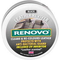 Leather Reviver - Black - 200ml RLRBLA1147 RENOVO