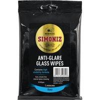 Anti Glare Glass Wipes - Pack Of 20 SWPS0011A SIMONIZ