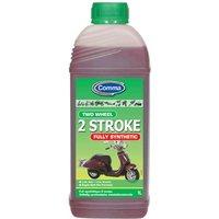 2 Stroke - Fully Synthetic - 1 Litre TSTFS1L COMMA