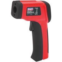 SEALEY VS941   Infrared Twin-Spot Laser Digital Thermometer 12:1 High Temp
