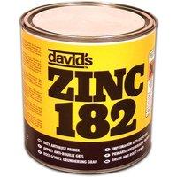 Zinc 182 Anti-rust Primer - 2.5 Litre Z182/2.5 ISOPON