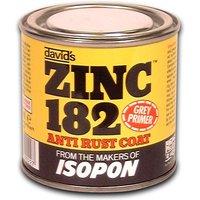 Zinc 182 Anti-rust Primer - 250ml Z182/S ISOPON