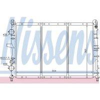 60023 Nissens Radiator Thermal engine cooling
