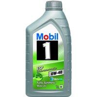 1 ESP Formula 0W-40 Dexos 2 - 1 Litre 151499 MOBIL