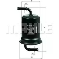 Fuel Filter KL512 79843368 by MAHLE ORIGINAL