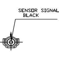 Kerr Nelson Oxygen Lambda Sensor KNL001