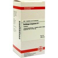 Solidago Virgaurea D 1 Tabletten 200 St