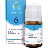 Biochemie DHU 6 Kalium sulfuricum D 6 Ta 80 St