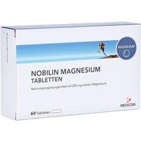 Nobilin Magnesium Tabletten 60 St