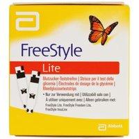 Freestyle Lite Teststreifen ohne Codiere 100 St