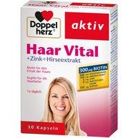 Doppelherz Haar Vital+zink+hirseextrakt 30 St