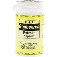 GOJI Beeren Extrakt Kapseln 60 St