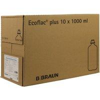 Ringer Lösung B.braun Ecoflac Plus 10000 ml