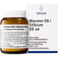 Marmor D 6/stibium D 6 aa Trituration 50 g