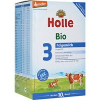 Holle Bio Säuglings Folgemilch 3 600 g