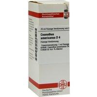 Ceanothus Americanus D 4 Dilution 20 ml
