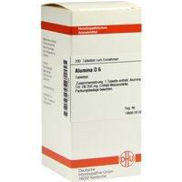 Alumina D 6 Tabletten 200 St