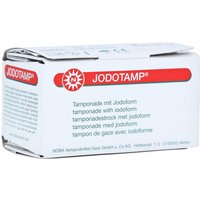Jodotamp 50 mg/g 3 cmx5 m Tamponaden 1 St