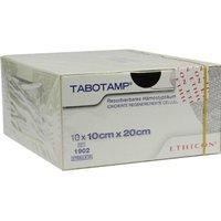 Tabotamp Hämostyptikum 10x20cm Wundgaze 10 St