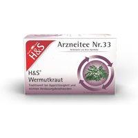 H&S Wermutkraut Filterbeutel 30 g