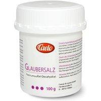 Glaubersalz Caelo Hv-packung 100 g