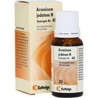 Synergon Komplex 48 Arsenicum jodatum N 20 ml