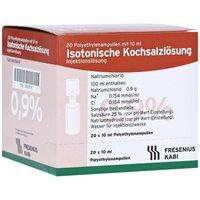Kochsalzlösung 0,9% Pl.fresenius Injekti 200 ml