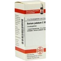 Barium Jodatum C 30 Globuli 10 g