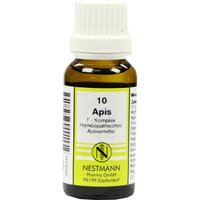 APIS F Komplex Nr.10 Dilution 20 ml