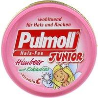 Pulmoll Junior Himbeer mit Echinacea ohne Zucker 50 g
