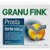 Granu FINK Prosta forte 500 mg Hartkapse 140 St