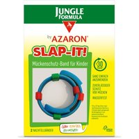Jungle Formula by AZARON SLAP-IT Mückens 2 St
