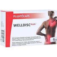 Plantocaps Welldisc PLUS Kapseln 60 St