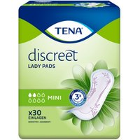 TENA LADY Discreet Einlagen mini 30 St
